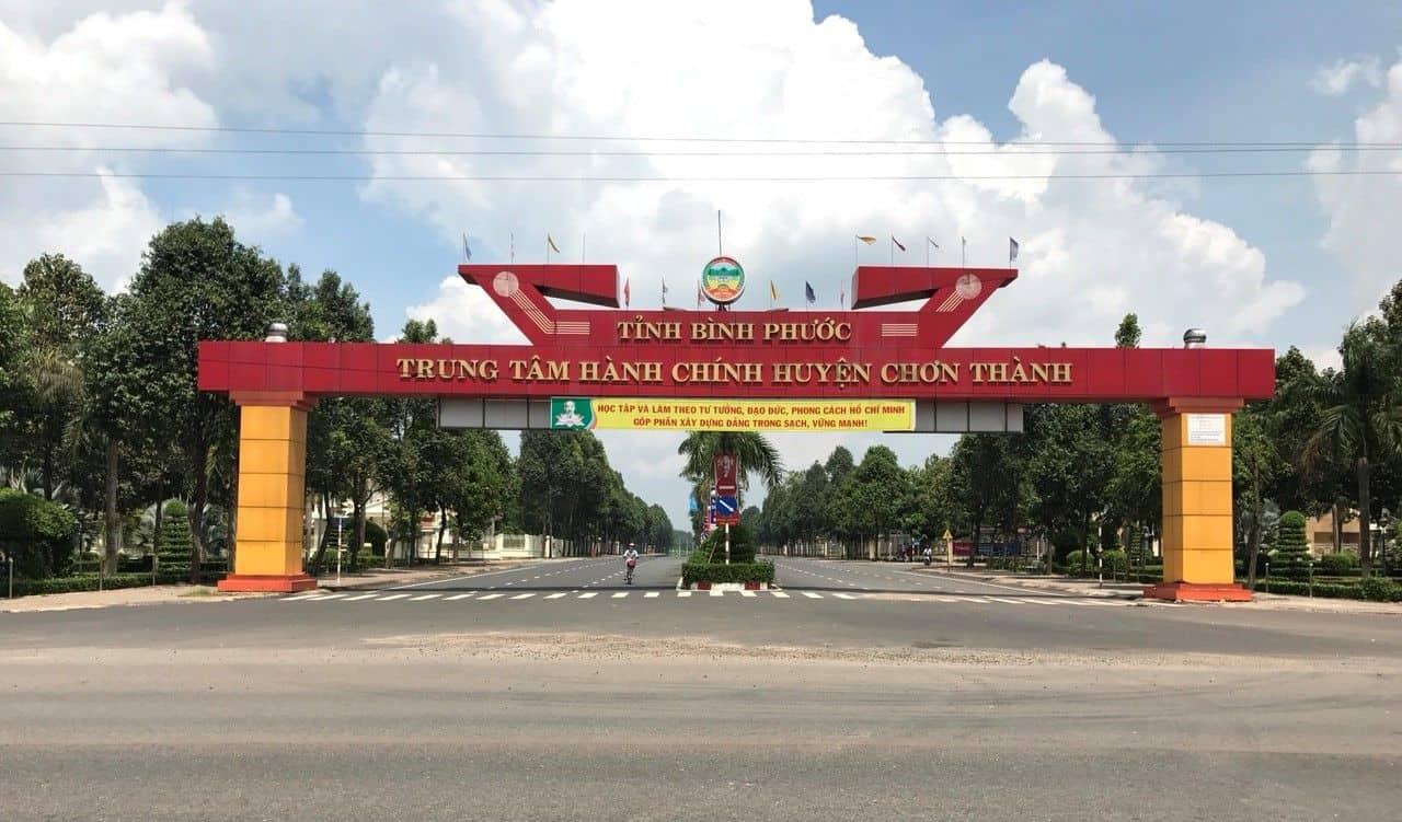 Thu Tuong Dong Y Chu Truong Quy Hoach Chung Do Thi Chon Thanh 3855