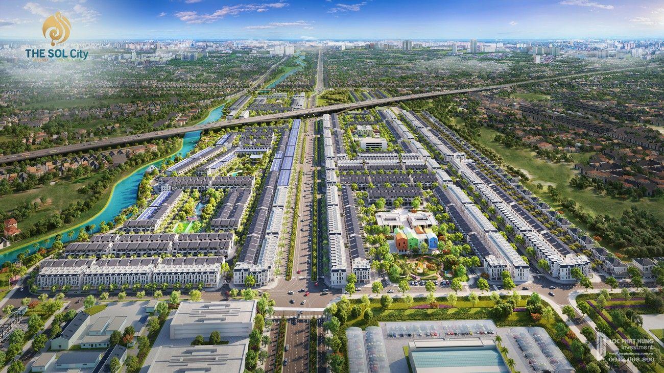 Phoi Canh Du An Dat Nen The Sol City Duong Huong Lo 11 Can Giuoc 13 (1)