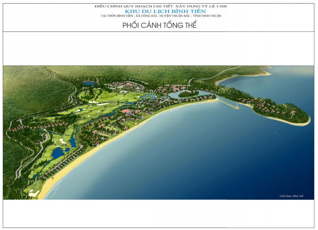 Golf Binh Tien 3